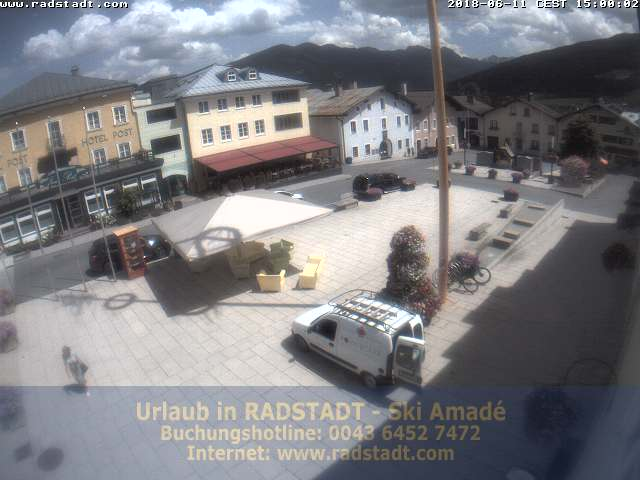Webcam oberer Stadtplatz